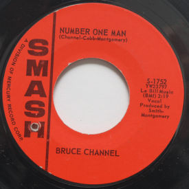 Bruce Channel - Number One Man/If Only I Had Known