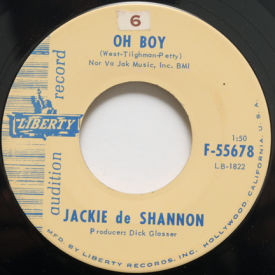 Jackie DeShannon - Oh Boy/I'm Looking For Someone To Love