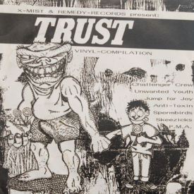 V/A - Trust Vinyl Compilation