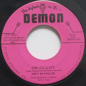 Jody Reynolds - Endless Sleep