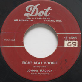 Johnny Maddox - Eight Beat Boogie/Learning