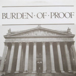 Burden Of Proof - Burden Of Proof
