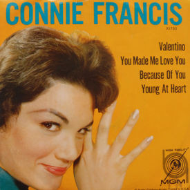 Connie Francis - Valentino