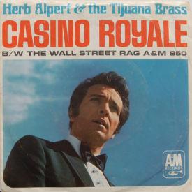 Herb Alpert & The Tijuana Brass - Casino Royale