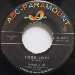 Johnnie & Joe - Your Love/Why Do You Hurt Me So