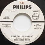 Mincy Twins - Come On, Li'l Darlin'/The Dream