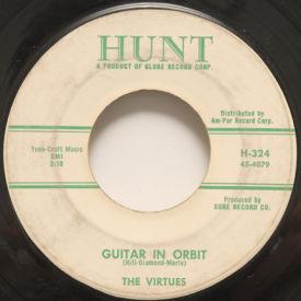 Virtues - Guitar In Orbit/Guitar Boogie Shuffle