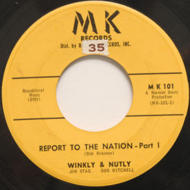 Winkly & Nutly - Report To The Nation – Part 1