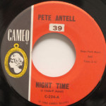 Pete Antell - Night Time