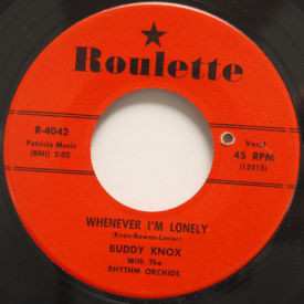 Buddy Knox - Swingin' Daddy/Whenever I'm Lonely