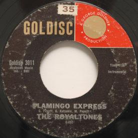 Royaltones - Flamingo Express/Tacos