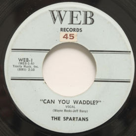 Spartans - Can You Waddle?