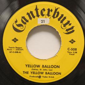 Yellow Balloon - Yellow Ballon