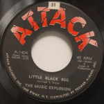 Music Explosion - Little Black Egg