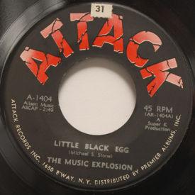 Music Explosion - Little Black Egg