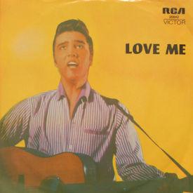 Elvis Presley - Love Me EP