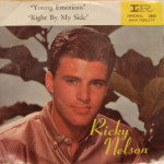 Ricky Nelson - Young Emotions/Right By My Side
