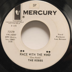 Robbs - Race With The Wind/In A Funny Sort Of Way
