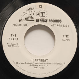 The Heart - The Train/Heartbeat