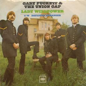 Gary Puckett & The Union Gap - Willpower/Daylight Stranger