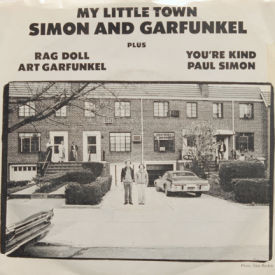 Simon And Garfunkel - My Little Town