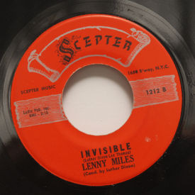 Lenny Miles - Don't Believe Him, Donna/Invisible