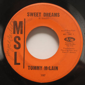 Tommy McLain - Sweet Dreams