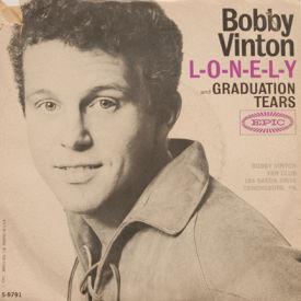Bobby Vinton - L-O-N-E-L-Y/Graduation Tears