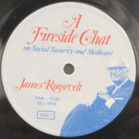 James Roosevelt - A Fireside Chat On Social Security And Medicare
