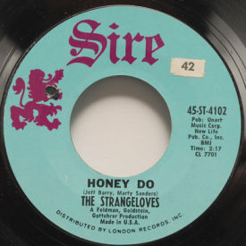 Strangeloves - Honey Do/I Wanna Do It