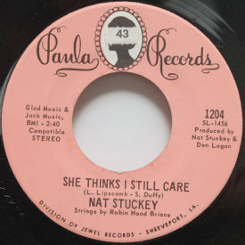 Nat Stuckey - She Thinks I Still Care/Two Together