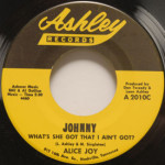 Alice Joy - Johnny, What's She Got That I Ain't Got?