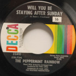 Peppermint Rainbow - Will You Be Staying After Sunday/And I'll Be There