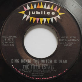 Fifth Estate - Ding Dong! The Witch Is Dead