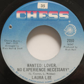 Laura Lee - Wanted: Lover, No Experience Necessary