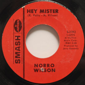 Norro Wilson - Hey Mister/Only You