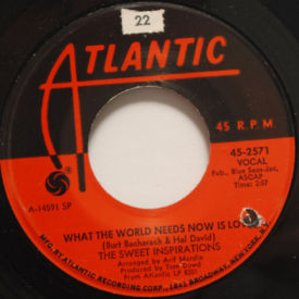 Sweet Inspirations - What The World Needs Now Is Love