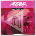Anthrax - Sound Of White Noise (Poster)