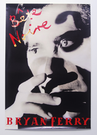 Bryan Ferry - Bete Noire (Poster)