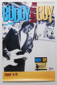 Buddy Guy - Slippin' In (Poster)