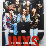 INXS - Full Moon, Dirty Hearts (Poster)