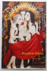 Jane S Addiction Ritual De Lo Habitual Poster Poster